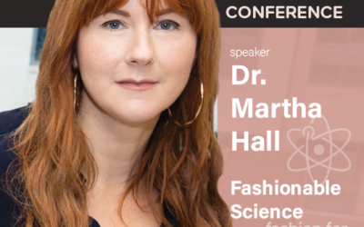Watch Dr. Martha Hall Present at Fashion Tech Week NY as a Keynote Speaker