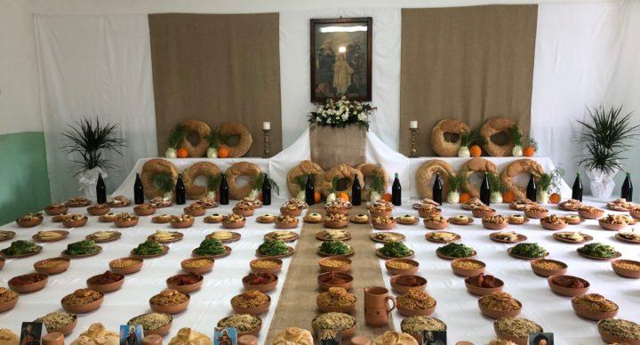 Saint Joseph's Table