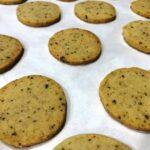 Bake cookies until lightly golden around edges.