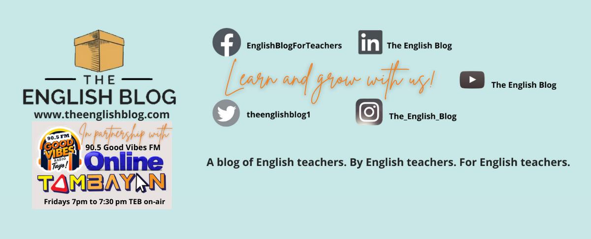 The English Blog