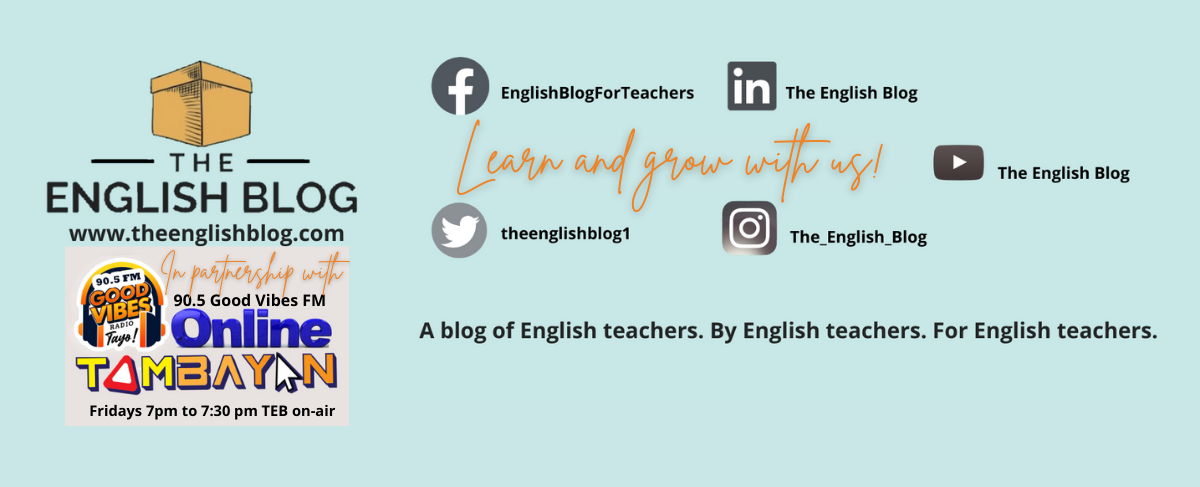 The English Blog