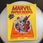 Marvel Super Heroes TSR
