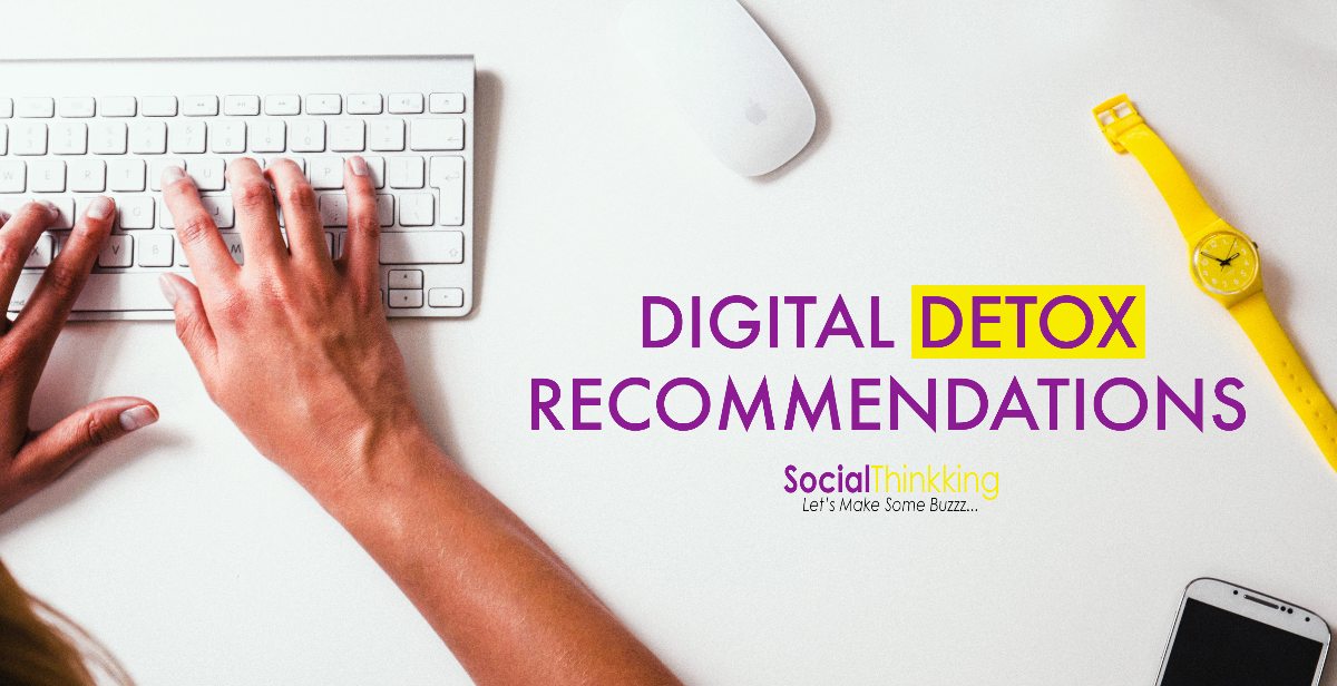 ✨ Digital Detox Recommendations for Overall Wellness ✨