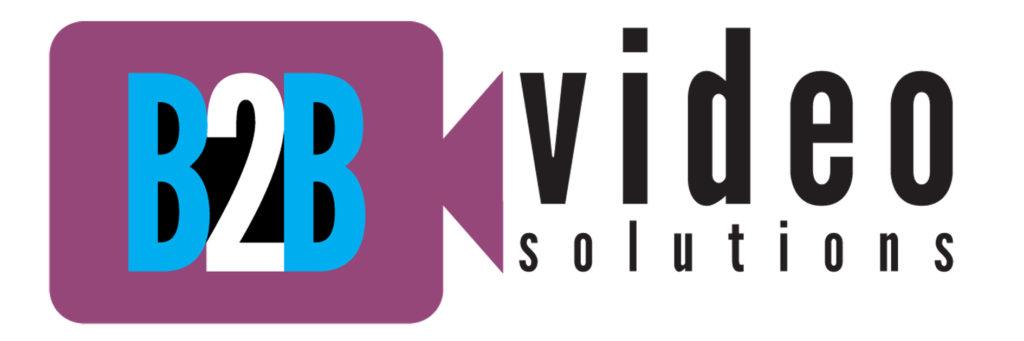 B2B Video Solutions logo - small business video