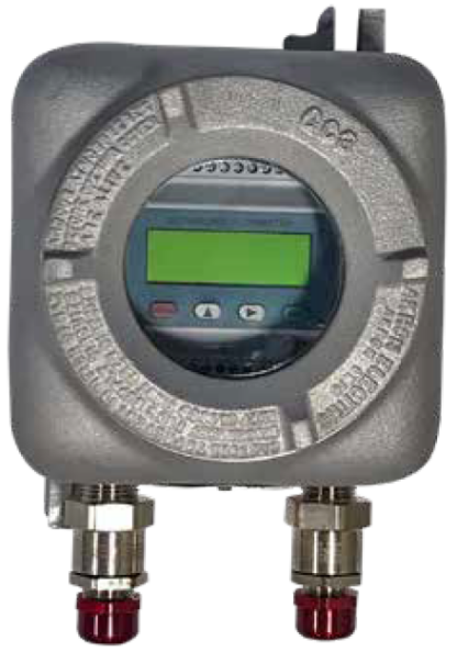 Fixed Mount Explosion Proof Clamp On Ultrasonic Flow Meter