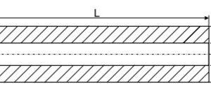 AutoFlex Knott Side Guide Roller 2.5″ x8 3/4″ Blue