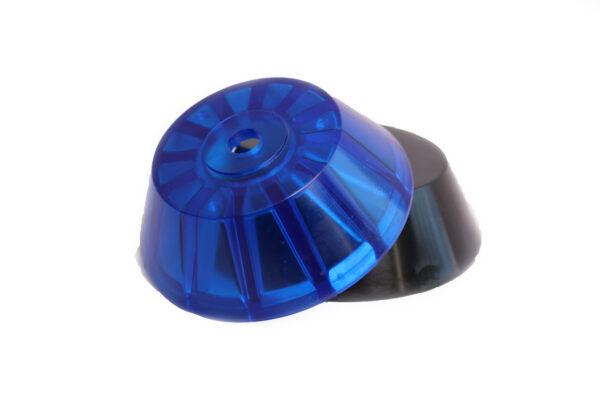 AutoFlex Knott End Bell 3″ Blue