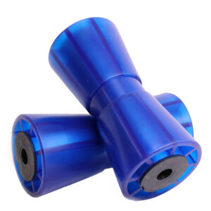 AutoFlex Knott Keel Roller 8″ Blue