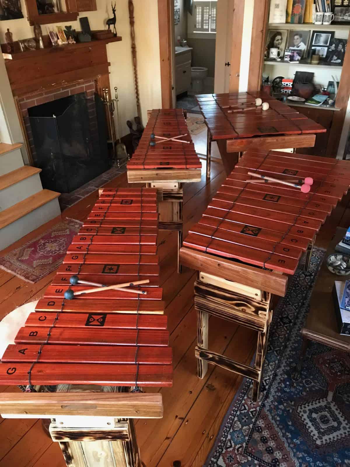 WorldBeat Marimba Band in Concert with Ben Baldwin and the Stairwells