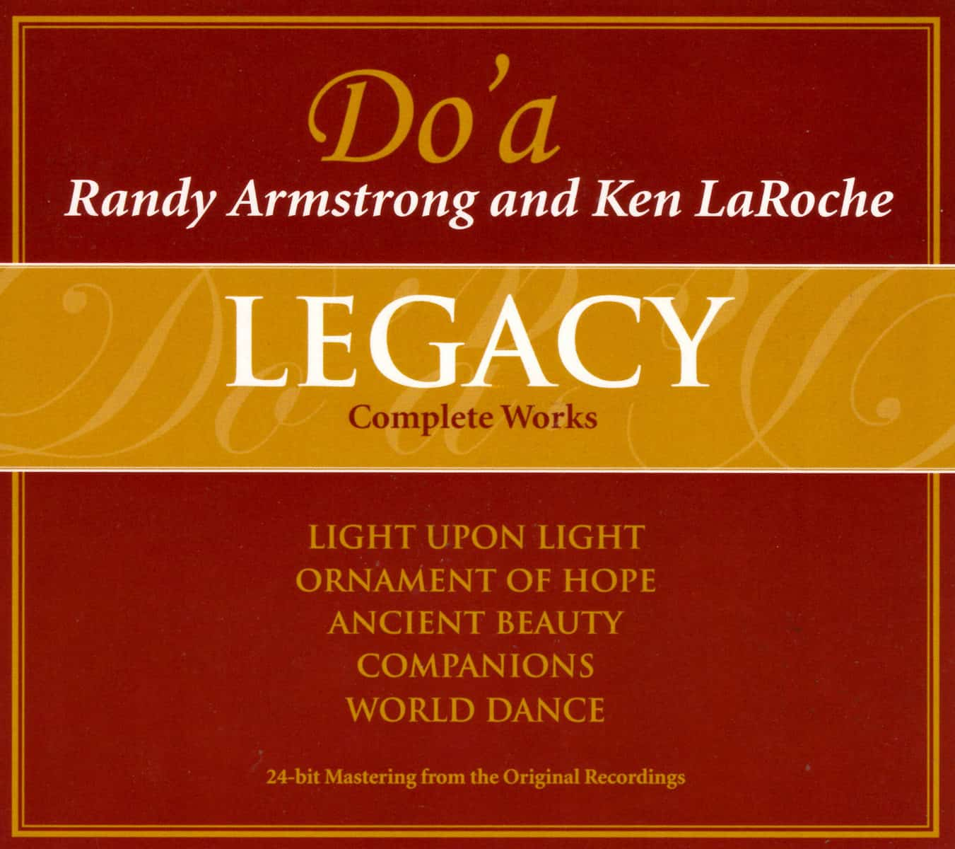 """Review of Do'a's """"Legacy Complete Works"""" Box Set by The Wire"""