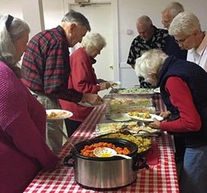Volunteer Dinner