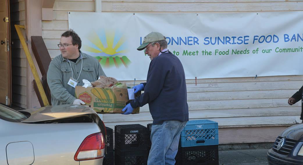La Conner Sunrise Food Bank Update – Coronavirus Precautions