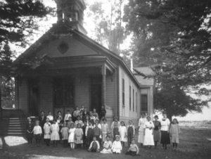 Alamo School 1904