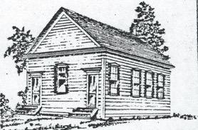 Alamo School c. 1880