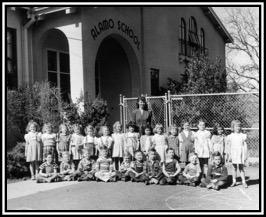 Alamo School 1950
