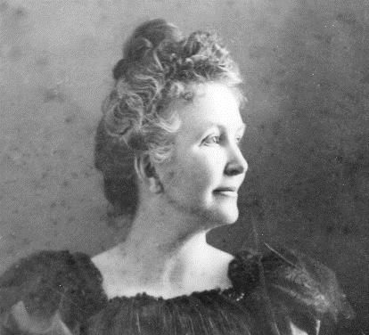 Lillian Close, President of the Danville Equal Suffrage Club