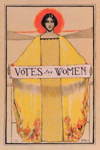 1911 Bertha Boyle Golden Gate Poster