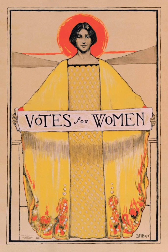 1911 Bertha Boyle Golden Gate Poster
