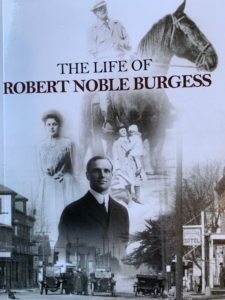Life of Robert Burgess