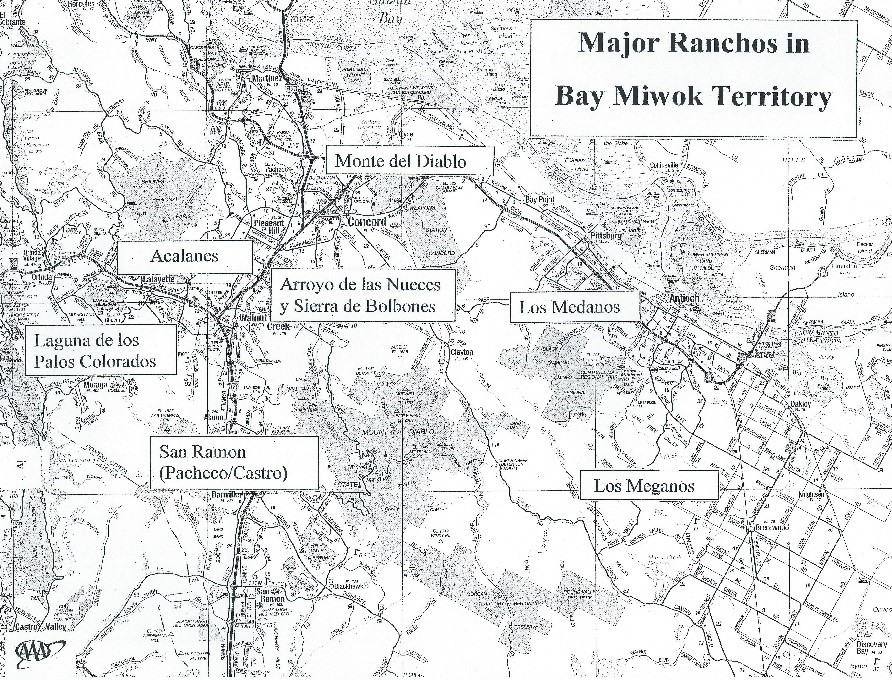 Major Ranchos