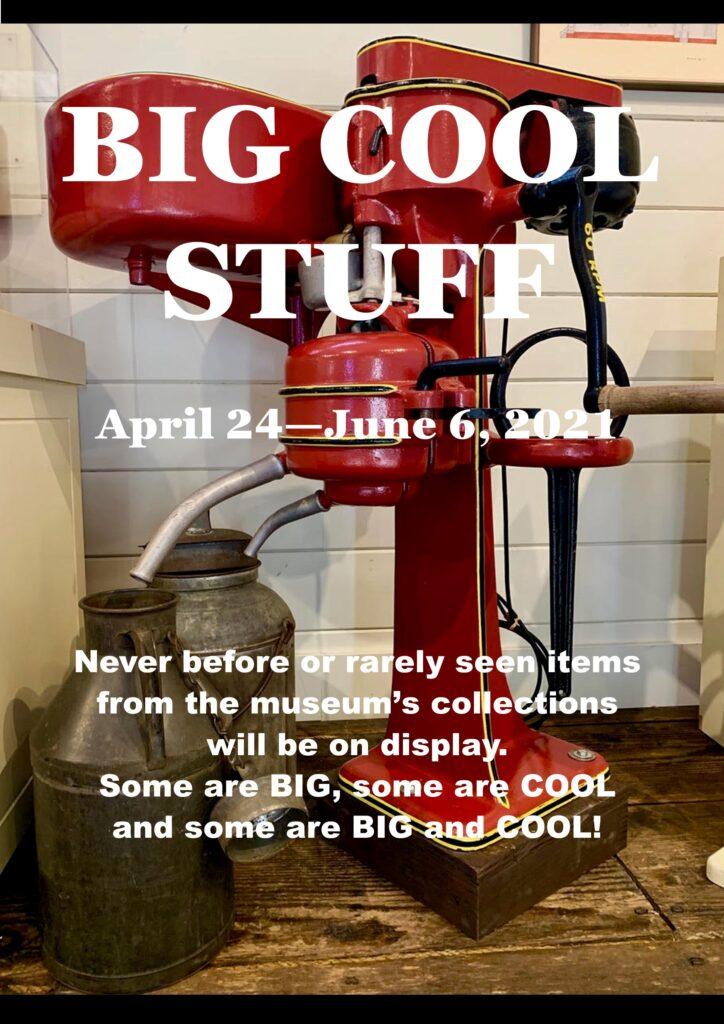 Big Cool Stuff - Website