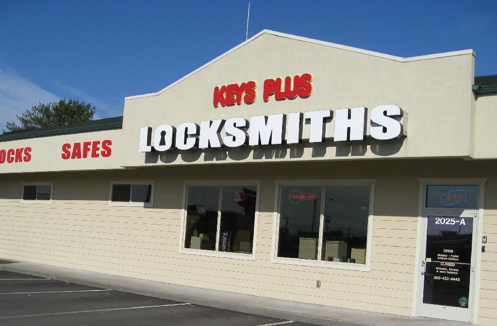 Keys Plus Locksmiths