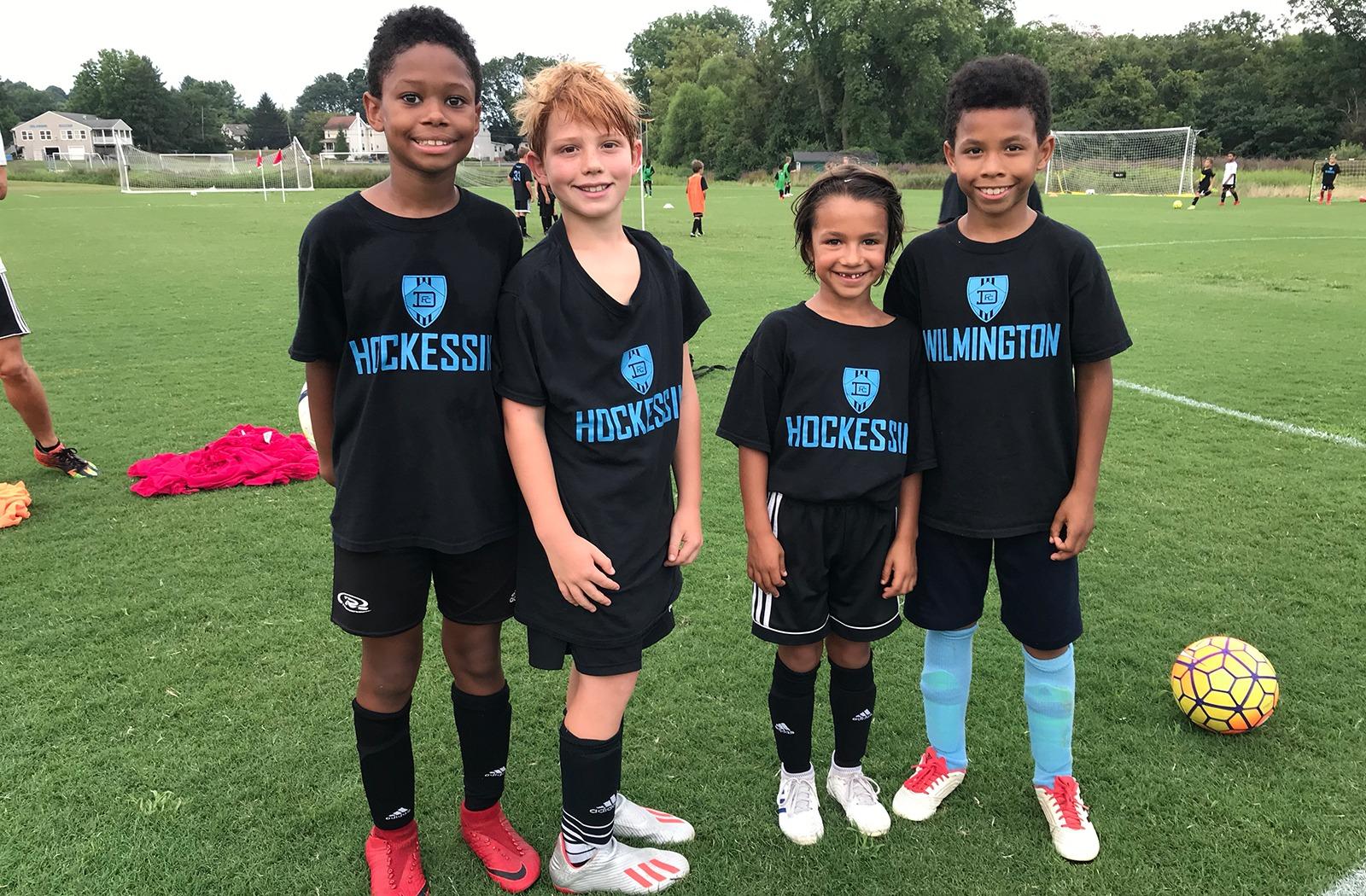 Delaware FC Hockessin and Delaware FC Wilmington Preseason Academy