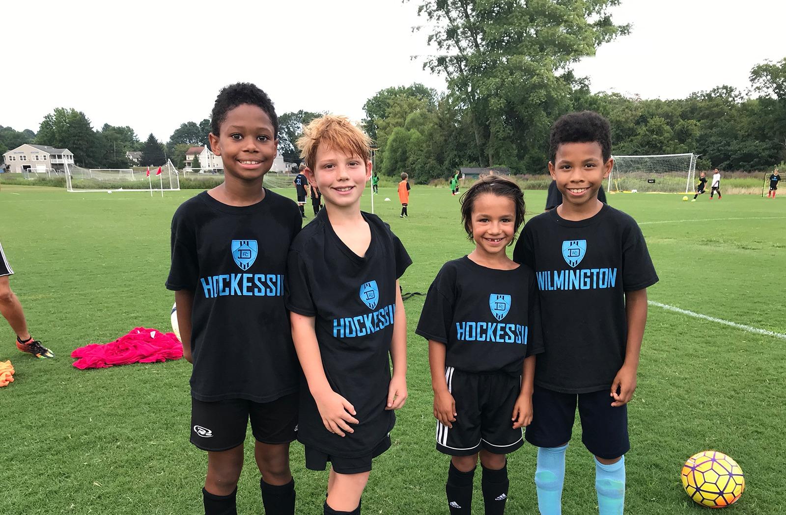 Delaware FC Wilmington & Hockessin - Preseason Academy