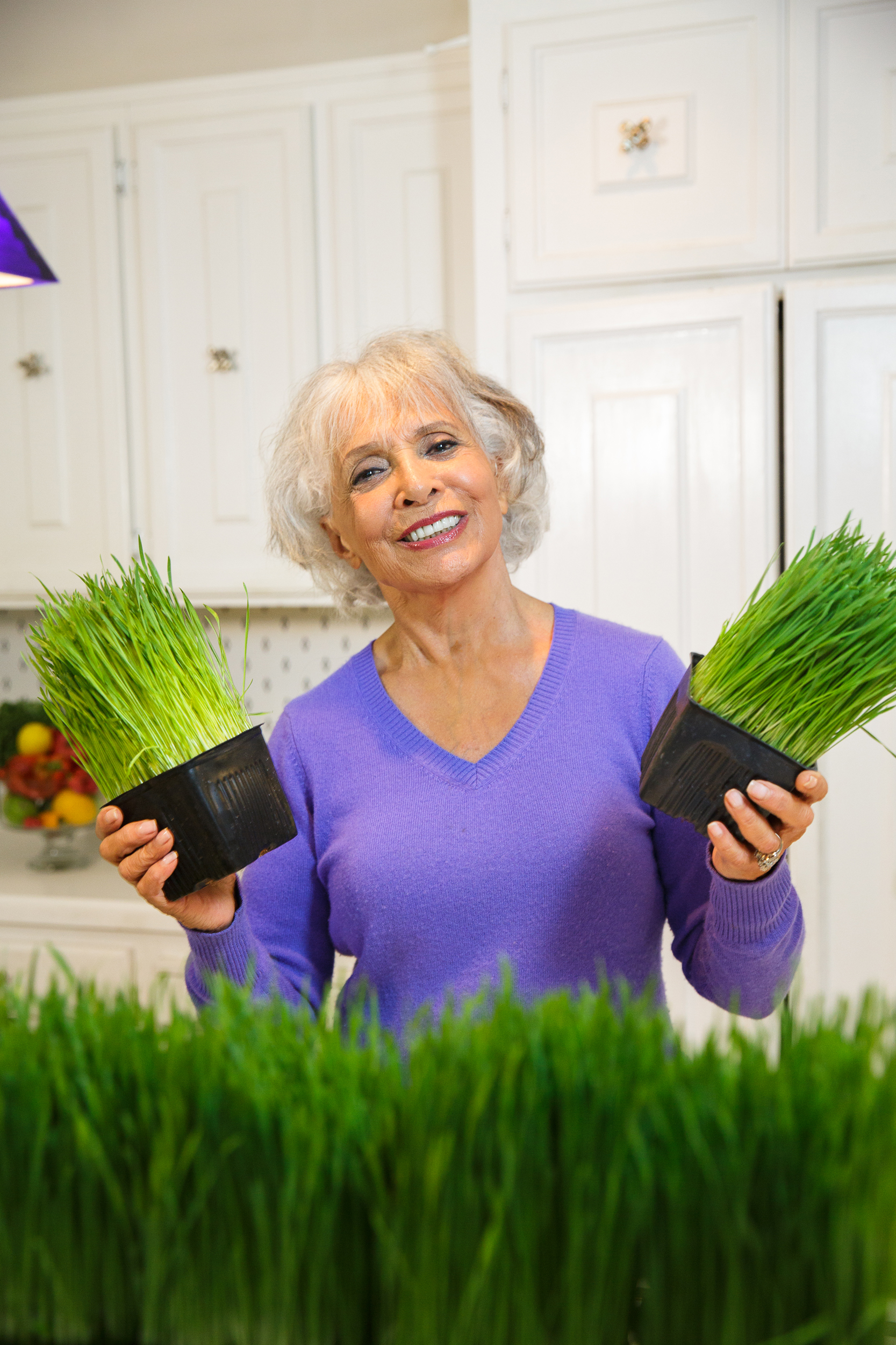 Coach Ruthie's 20 Amazing Benefits of Wheatgrass