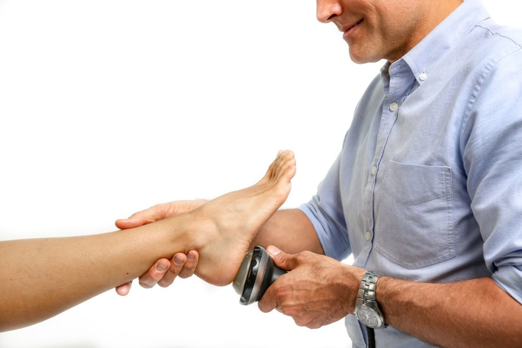 Plantar Fasciitis and Extracorporeal Shockwave Therapy- ESWT
