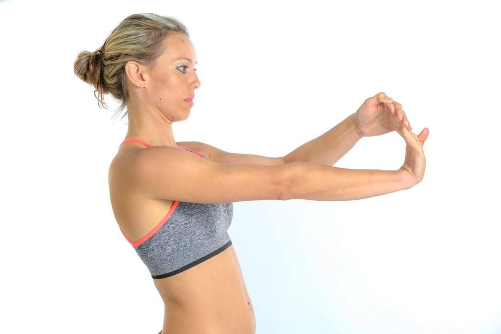 Forearm Stretch for Tennis Elbow