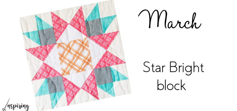 Star Bright Block from Heartland Heritage