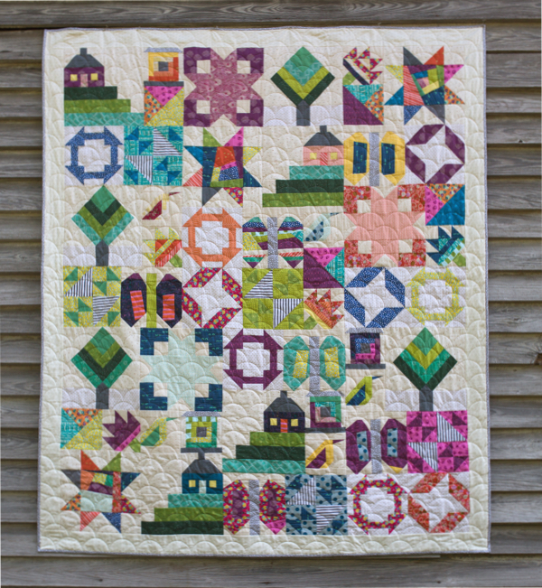 Sew Hometown by Amy Ellis