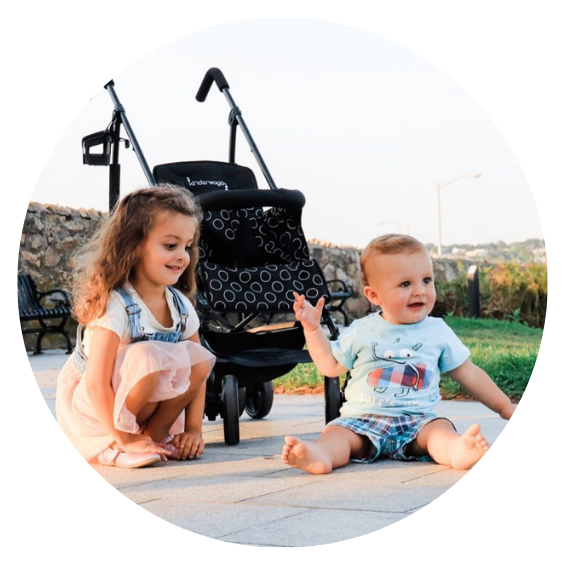 best double stroller easy to travel