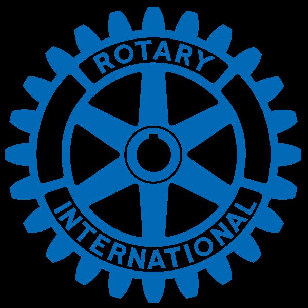 Rotary Logo - Azure Color