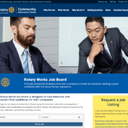 Rotary Works is OPEN for Business