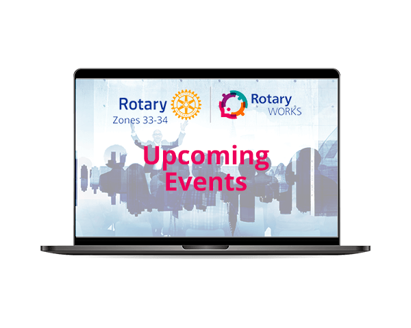 Rotary Works - Upcoming Events