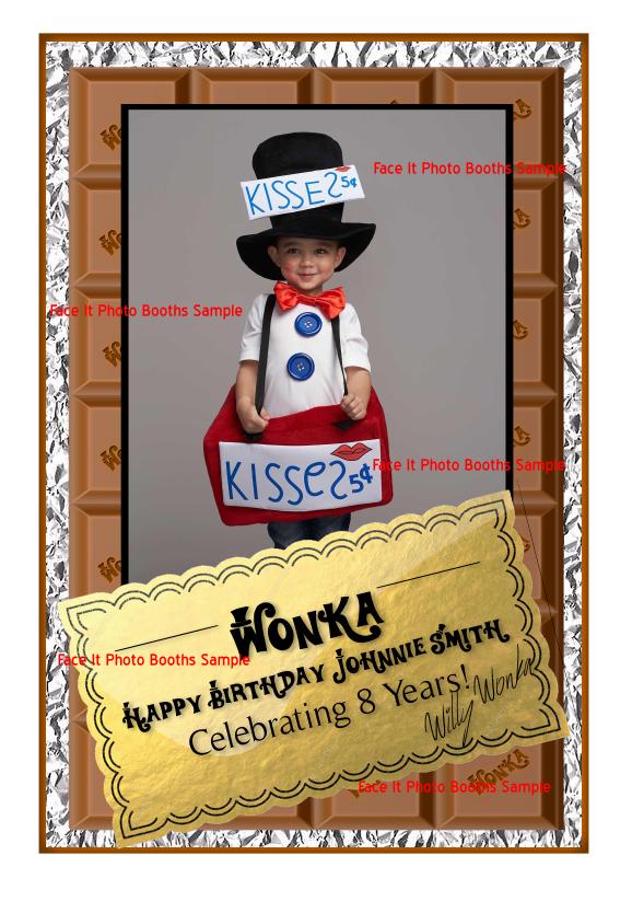 Willy Wonka Theme Birthday