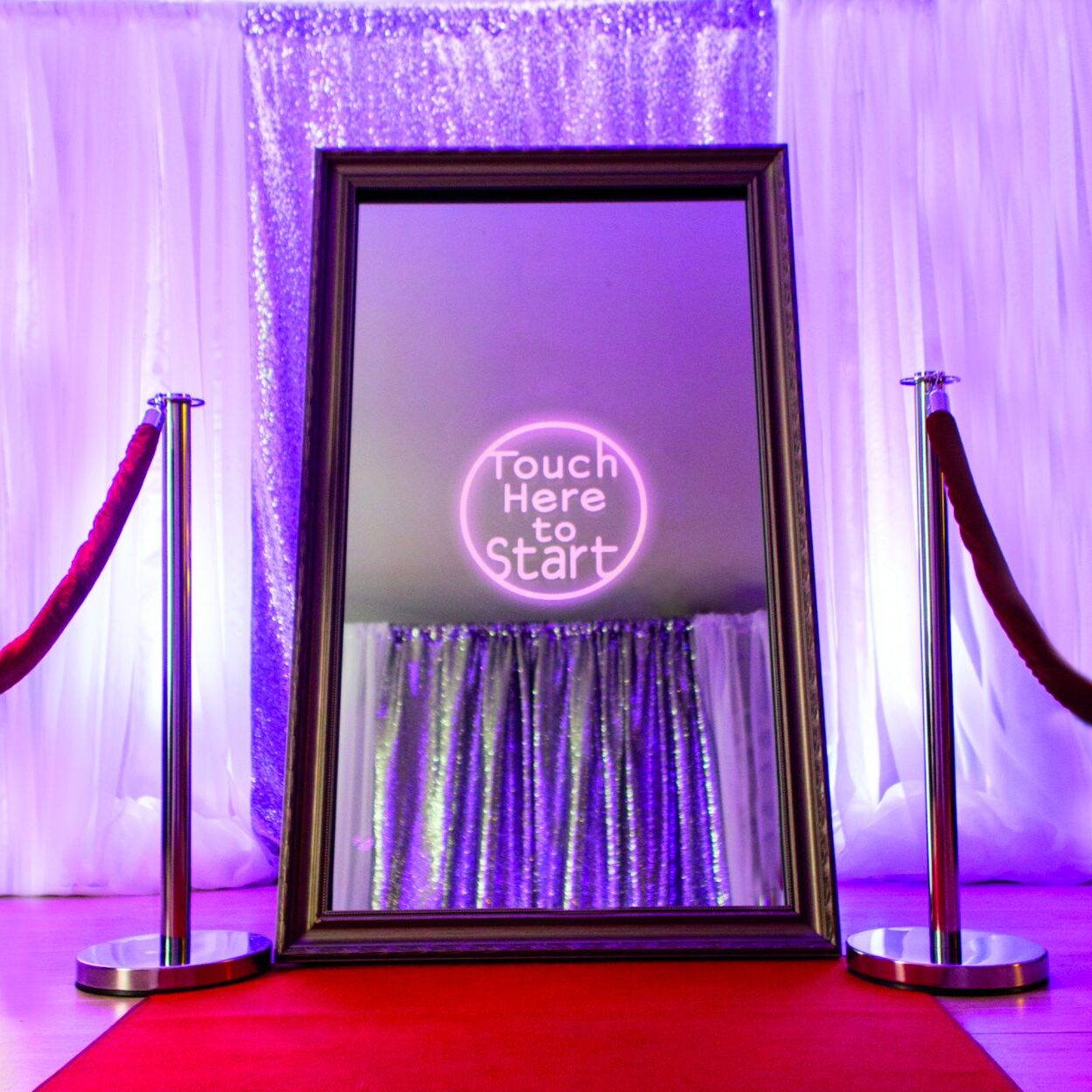 Sugarland photo booth rentals