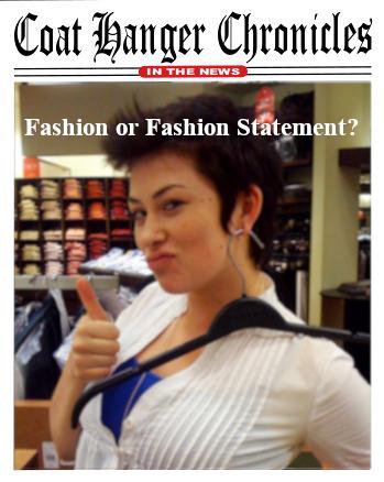 fashion or fashion statement?