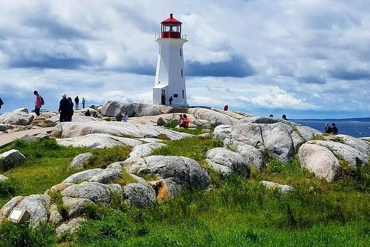 Aberdeen Bus Tours and Charters | Nova Scotia Tours | Peggy's Cove