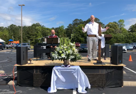 He's Alive! – 2020 Easter Service