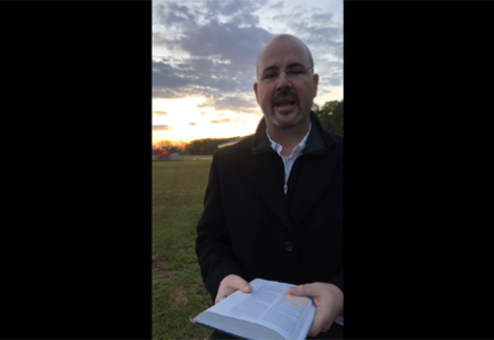 I Have Seen The Lord! – 2020 Easter Sunrise Service