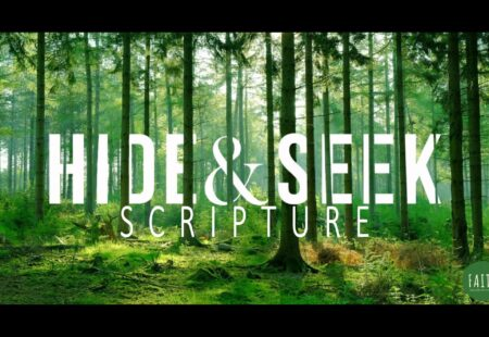 Hide & Seek: Scripture