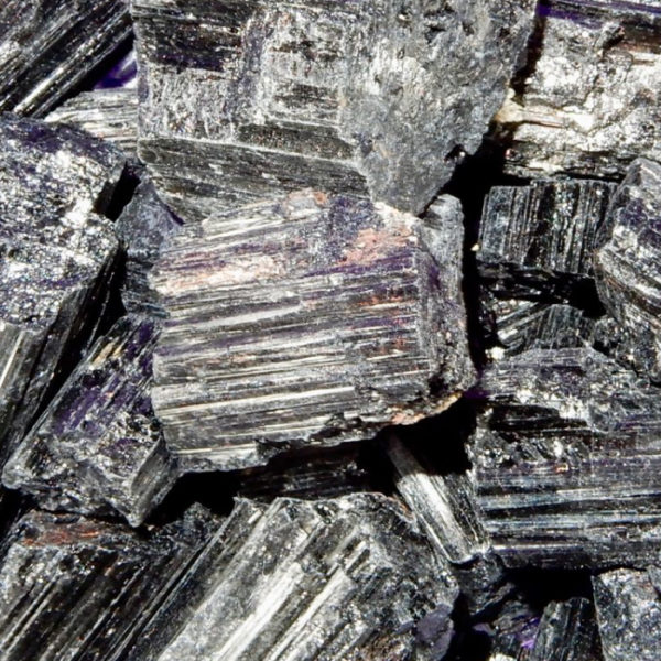 Black Tourmaline Healing Stones