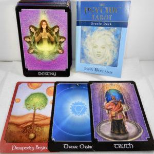 The Psychic Tarot Cards