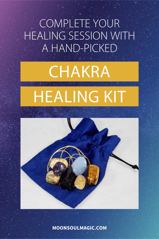 Chakra Healing Kit