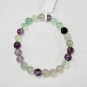 Fluorite Rainblow Bracelet