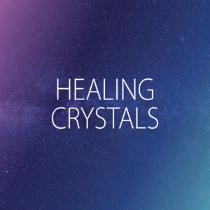 Healing Crystals + Stones