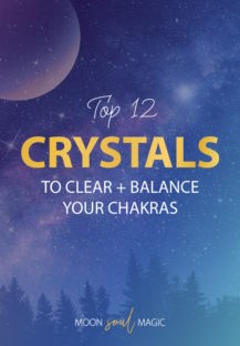 Top 12 Crystals to Clear and Balance Your Chakras